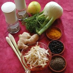 Was bedeutet Kochen nach den 5 Elementen?
