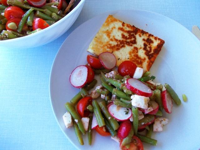 Sommerlicher Grüne-Bohnen-Salat – Ruths 5-Elemente-Küche