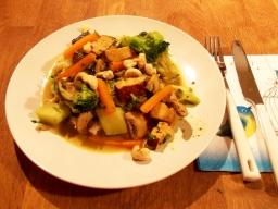 Tofu-Gemüse-Curry – ganz einfach und so lecker