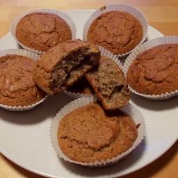 Mandel-Erdmandel-Muffins