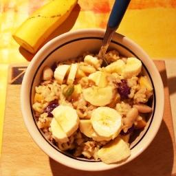 Frühstück ohne Einschränkung